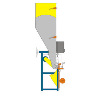 Фасовщики с турбинной подачей
